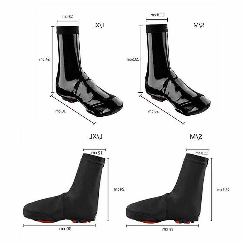 Shoe Cover Cycling Boot Windproof Waterproof
