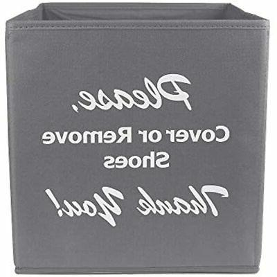Shoe Covers Box, Holder Disposable For Realtors And Open