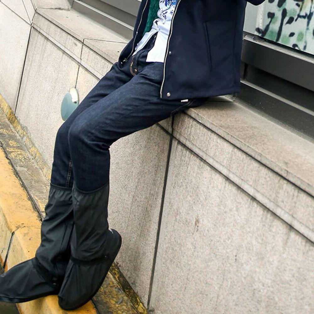 Rain Rain Boot High-Top Overshoes