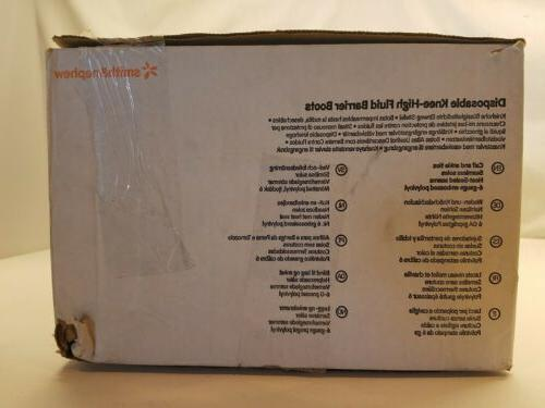 SMITH & NEPHEW DISPOSABLE KNEE-HIGH BOOTS/ PAIRS
