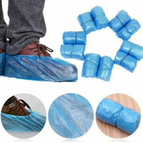 US Plastic Covers Cleaning Overshoes Protective