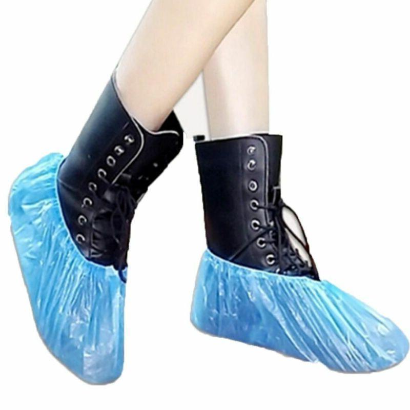 US 100X Disposable Shoe Protective Dustproof