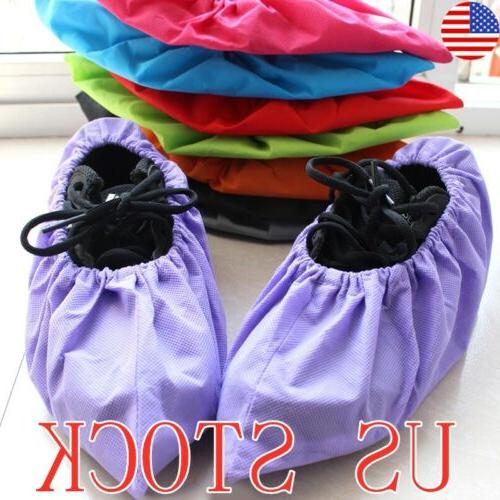 us stock 4pairs non woven shoe cover