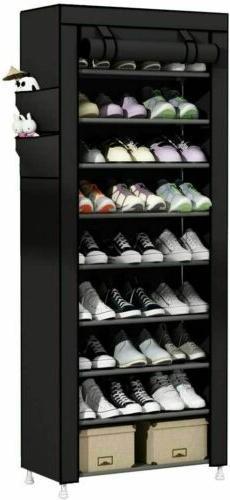 Pairs Shoe Cabinet Storage