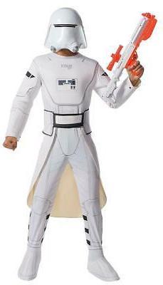 Star Wars VII Deluxe Snowtrooper Child Costume