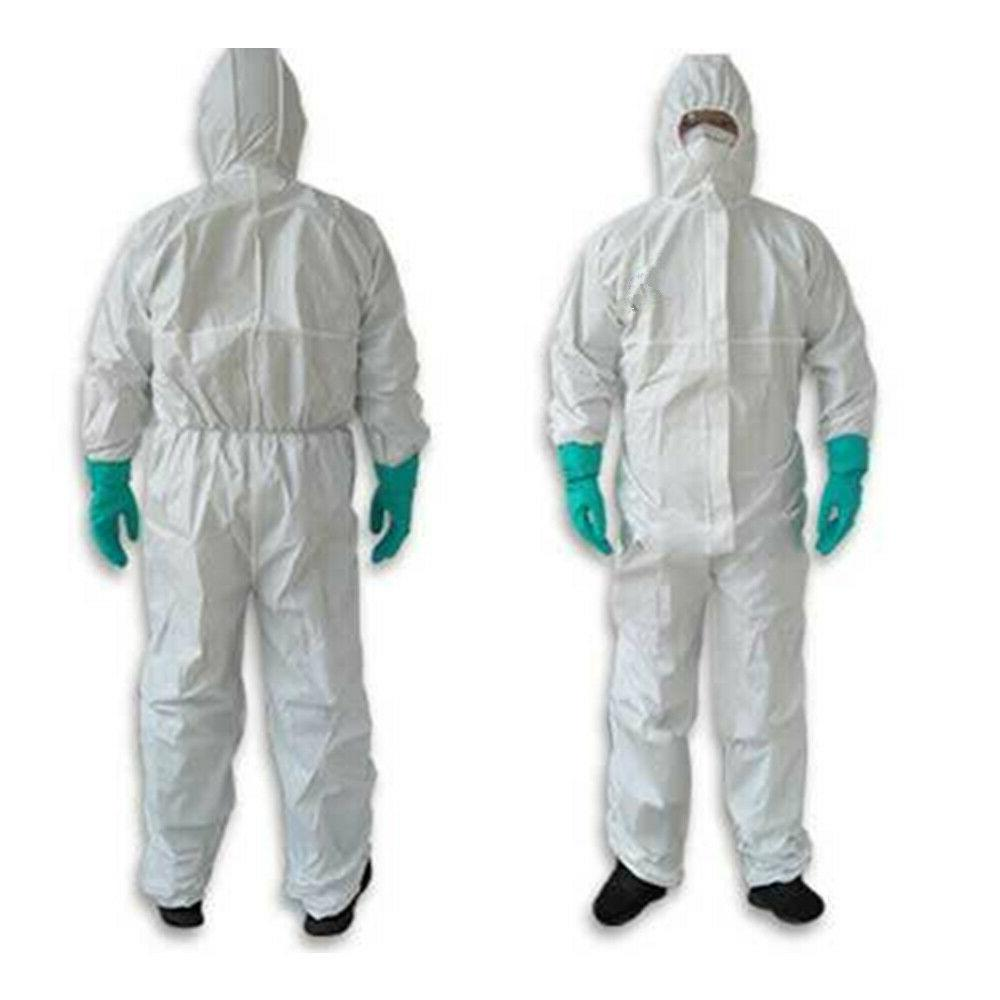 washable hazmat anti virus disposable safety coverall