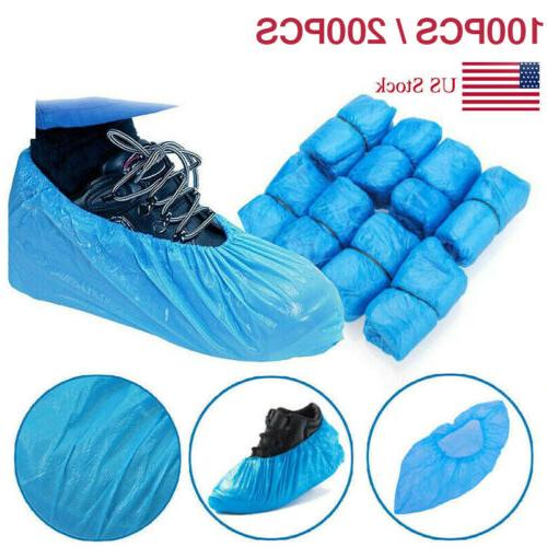 waterproof boot covers disposable shoe cover elastic