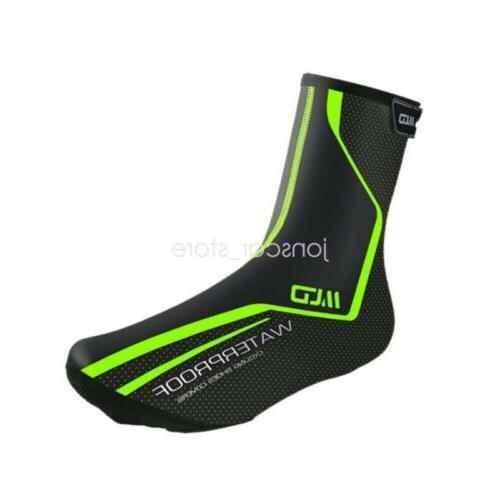 waterproof cycling shoe covers warm bicycle bike