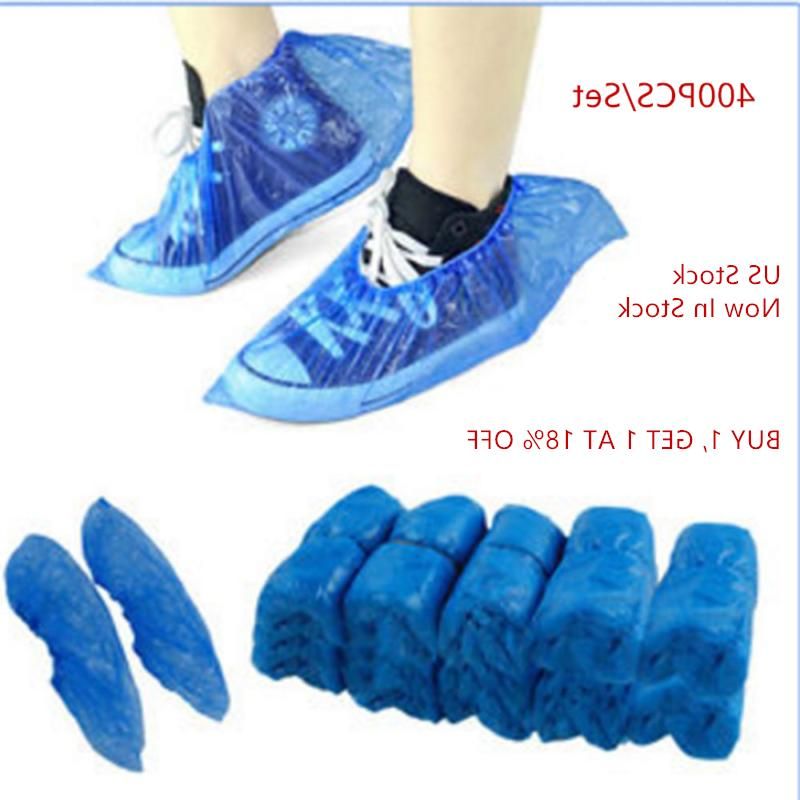 waterproof plastic boot covers elastic shoe covers