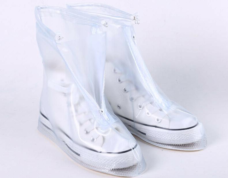 waterproof shoe covers rain coats reusable non