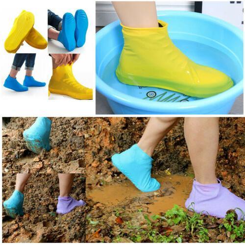 waterproof shoe covers rainproof hiking outdoor overshoes
