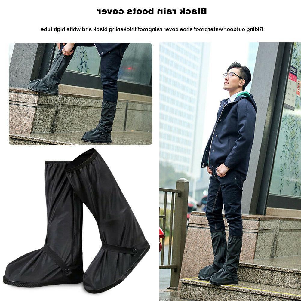 High Shoe Covers Rain Boot Protector