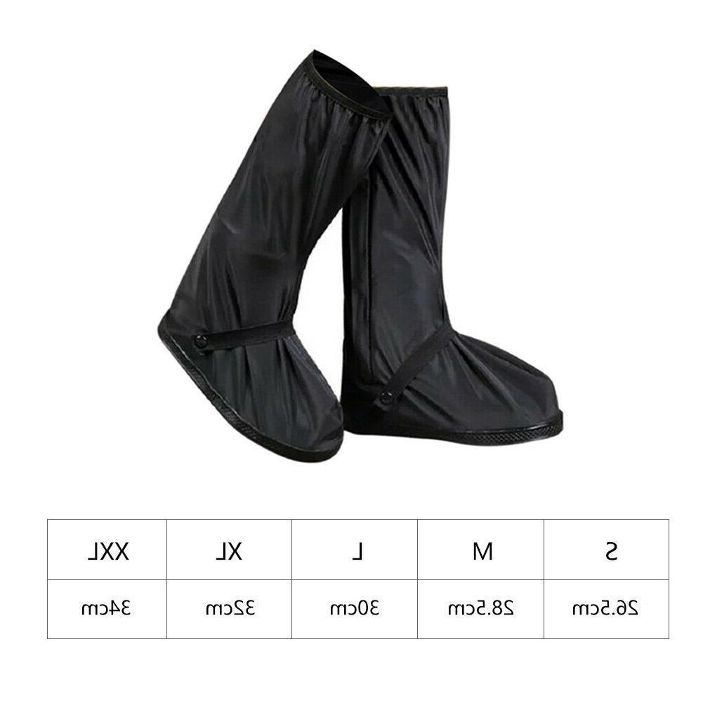 High Shoe Covers Rain