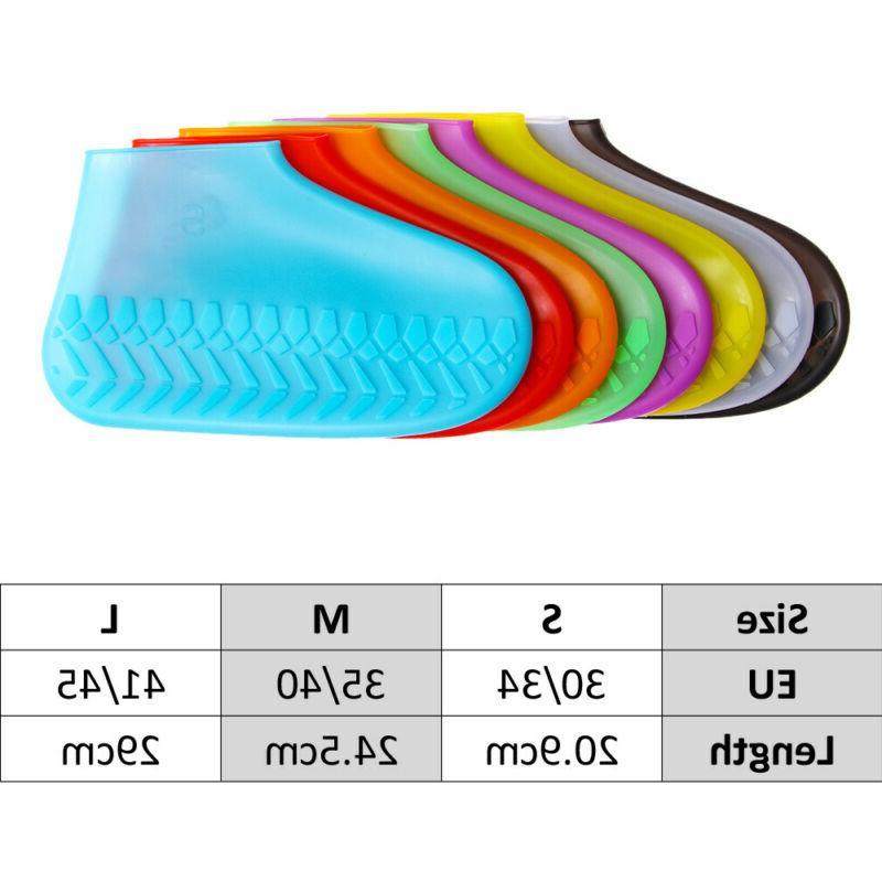 wear resistant non slip shoe covers rain