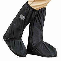 TPBOR Long-Tube Disposable rain Boots Outdoor Shoes Waterpro