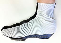 Lycra Cycling Booties / Shoe covers - Made by Teosport in It