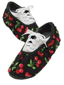 Master  Women's Bowling Shoe Cover, Cherries, Fast  Shipping
