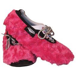 Master  Women's Bowling Shoe Cover, Fuzzy