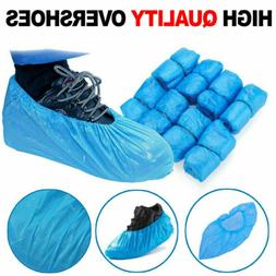 Medical Blue Shoe Cover Non Slip Disposable Floor Protectors