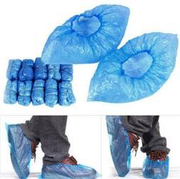 95Pcs Unisex Disposable Shoe Covers Non Skid Medical Waterpr