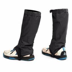Mountain Hiking Hunting Boot Gaiters Waterproof Snow Snake H