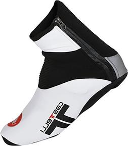 Castelli Narcisista Shoe Covers White, S