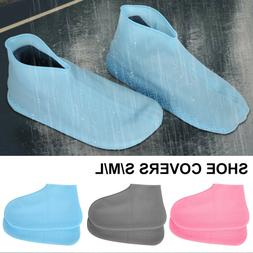 New Recycling Silicone Overshoes Rain Waterproof Shoe Covers