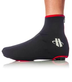 New Unisex Hincapie Power XM Cycling Thermal Shoe Covers, Bl
