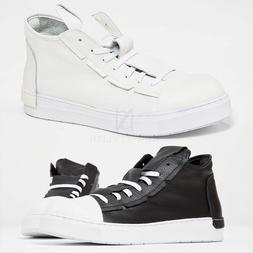 NewStylish Mens Casual Fashion Footwear Shoes Covered Lace-u