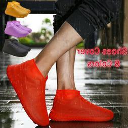 Non-slip Rainproof Slip-resistant Shoe Covers Rain Boots Foo