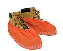 ShuBee® Orange Original Shoe Covers - 50 pair