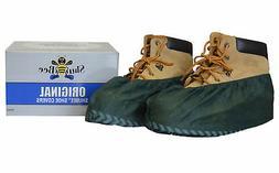 ShuBee® Original Shoe Covers, Dark Green,