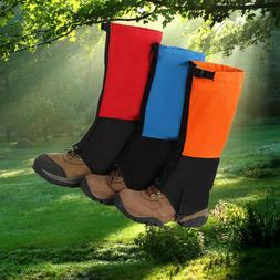 Outdoor Hiking Climbing Snow Shoe Cover Waterproof Boot Legg