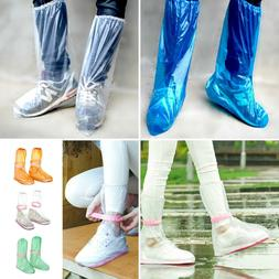 HB- Plastic/Silicone Overshoes Waterproof Shoe Covers Boot C