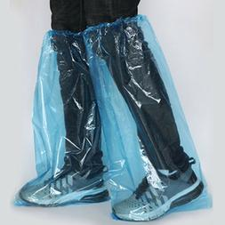 Quality Protector Thick High-Top Rain Shoe Covers Anti-Slip