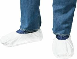 "Quest""Traction"" Shoe Covers - Best Protection - White - Pack"