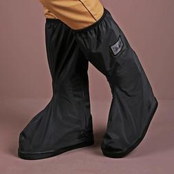 Rain Shoe Covers Waterproof For Men Women High Heels Biking