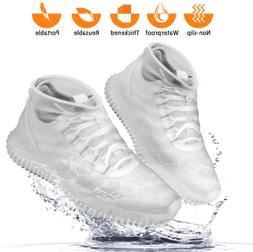 Rain Shoe Covers Waterproof Shoe Covers Silicone Shoe Covers