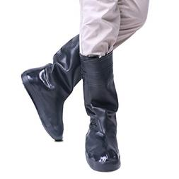 Rain Snow Galoshes Overshoes Waterproof Shoe Covers Boots Wo