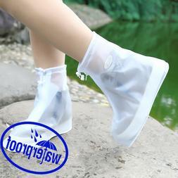 Rain Waterproof Shoe Covers Rain Protect Silicone Boot Cover