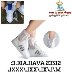 Reusable Rain Shoe Cover Protection Waterproof Boots Protect