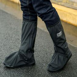 Reusable Rain Shoe Waterproof Covers Anti-slip Unisex Oversh