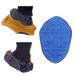 Reusable Shoe Covers Go Boot for indoor Hand Free Washable W