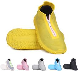 Reusable Silicone Waterproof Shoe Covers Silicone Shoe Cover