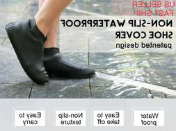 SILICON Waterproof Overshoes Shoe Covers Shoes Protector Rai