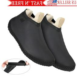 Silicone Recyclable Overshoes Rain Waterproof Shoe Covers Bo