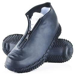 Silicone Shoe Covers Reusable Overshoes Waterproof Rain Boot