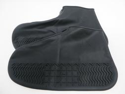 Silicone Shoe Covers with Zipper, Outdoor Silicone Boots for