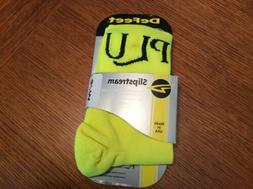 Defeet Slipstream Cycling Shoe Covers S/ M  Yellow, made wit