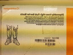 SMITH & NEPHEW - DISPOSABLE KNEE-HIGH FLUID BARRIER BOOTS/ M